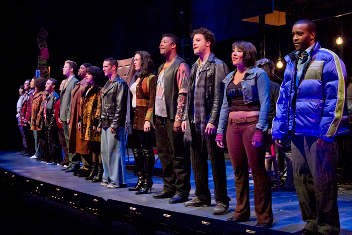 Surflight Theatre's Rent Company